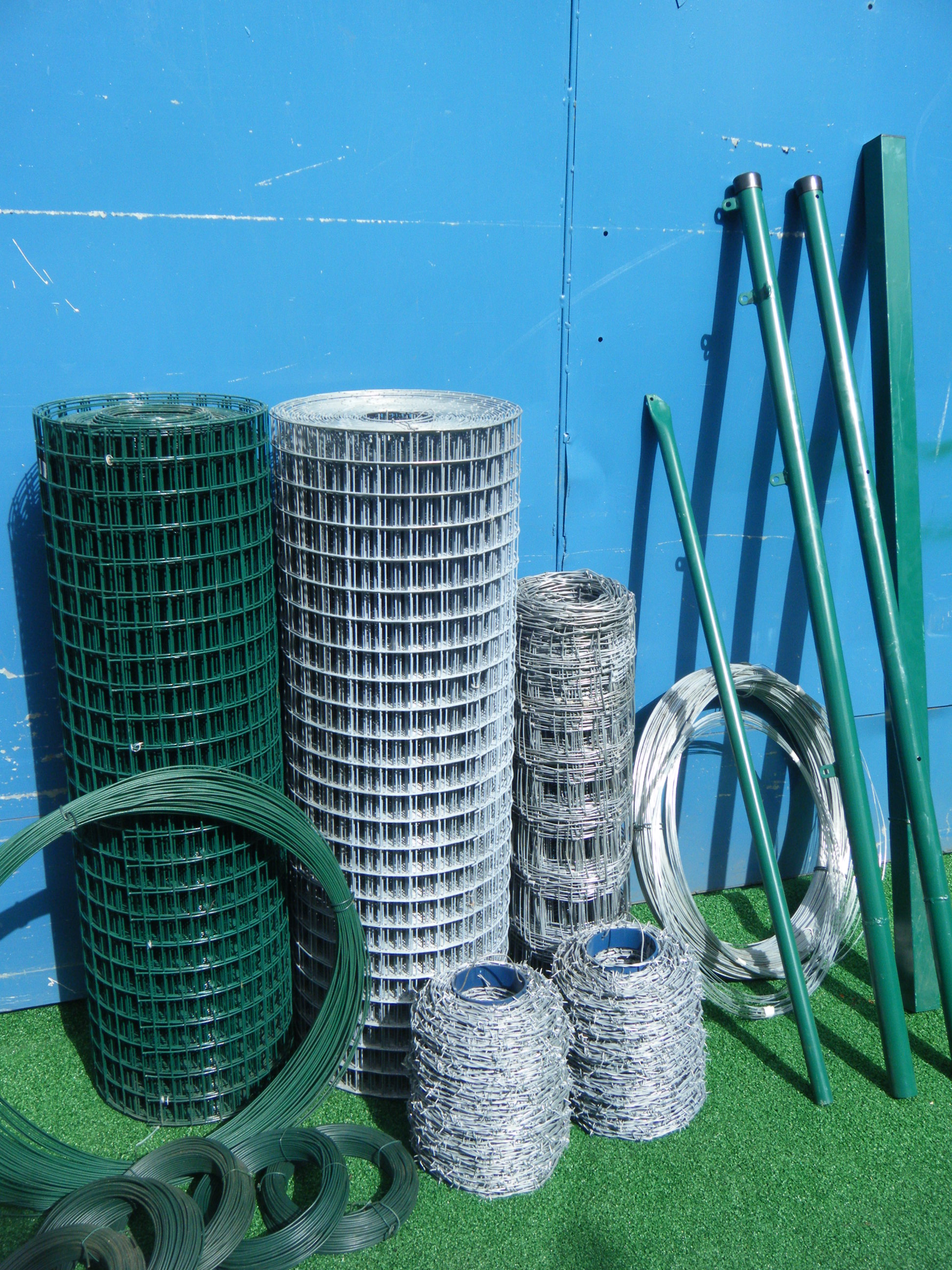 Wire Amp Fencing Material Agritrade